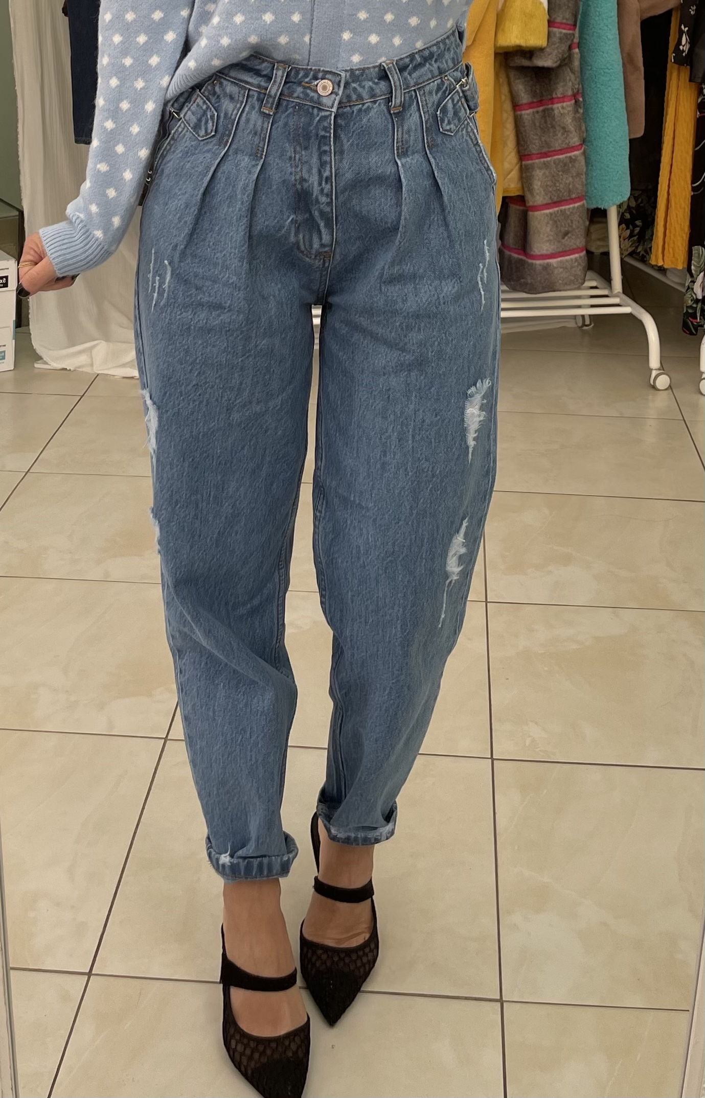 Mom's Fit Jeans II