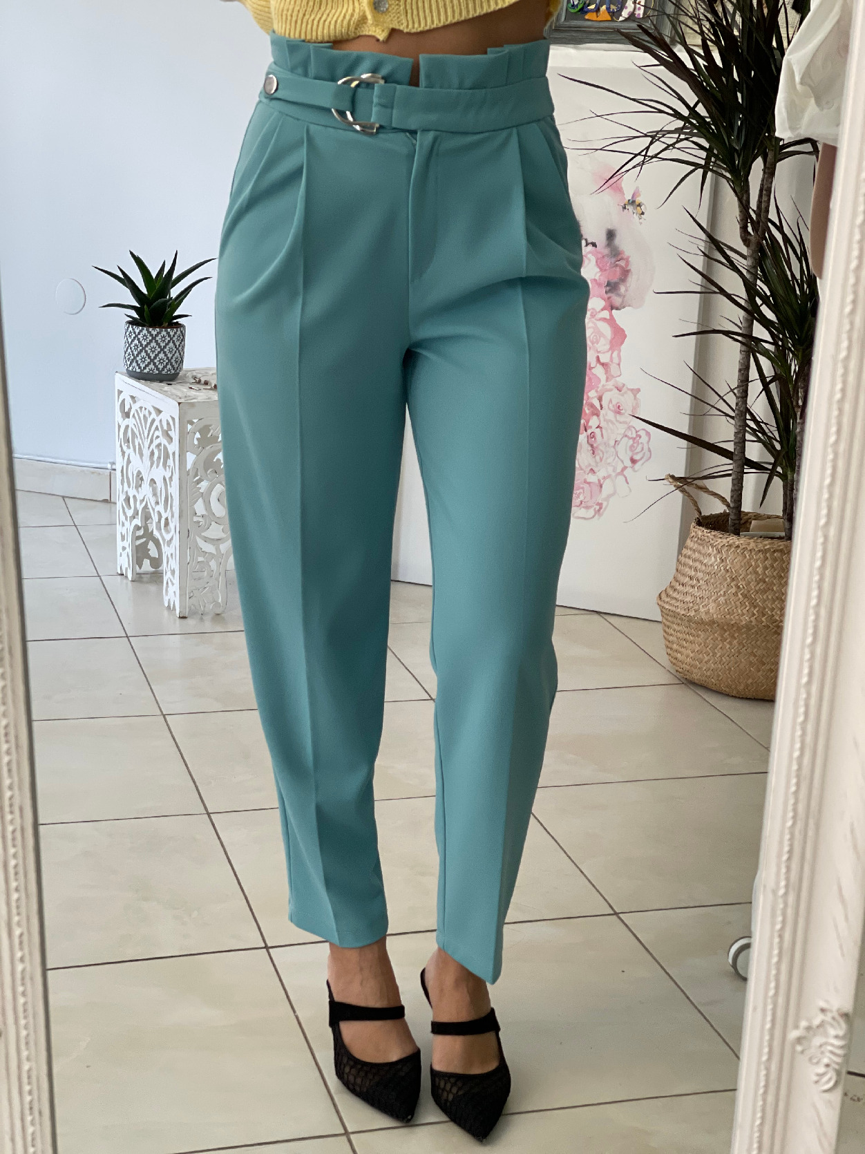 Minty Trousers
