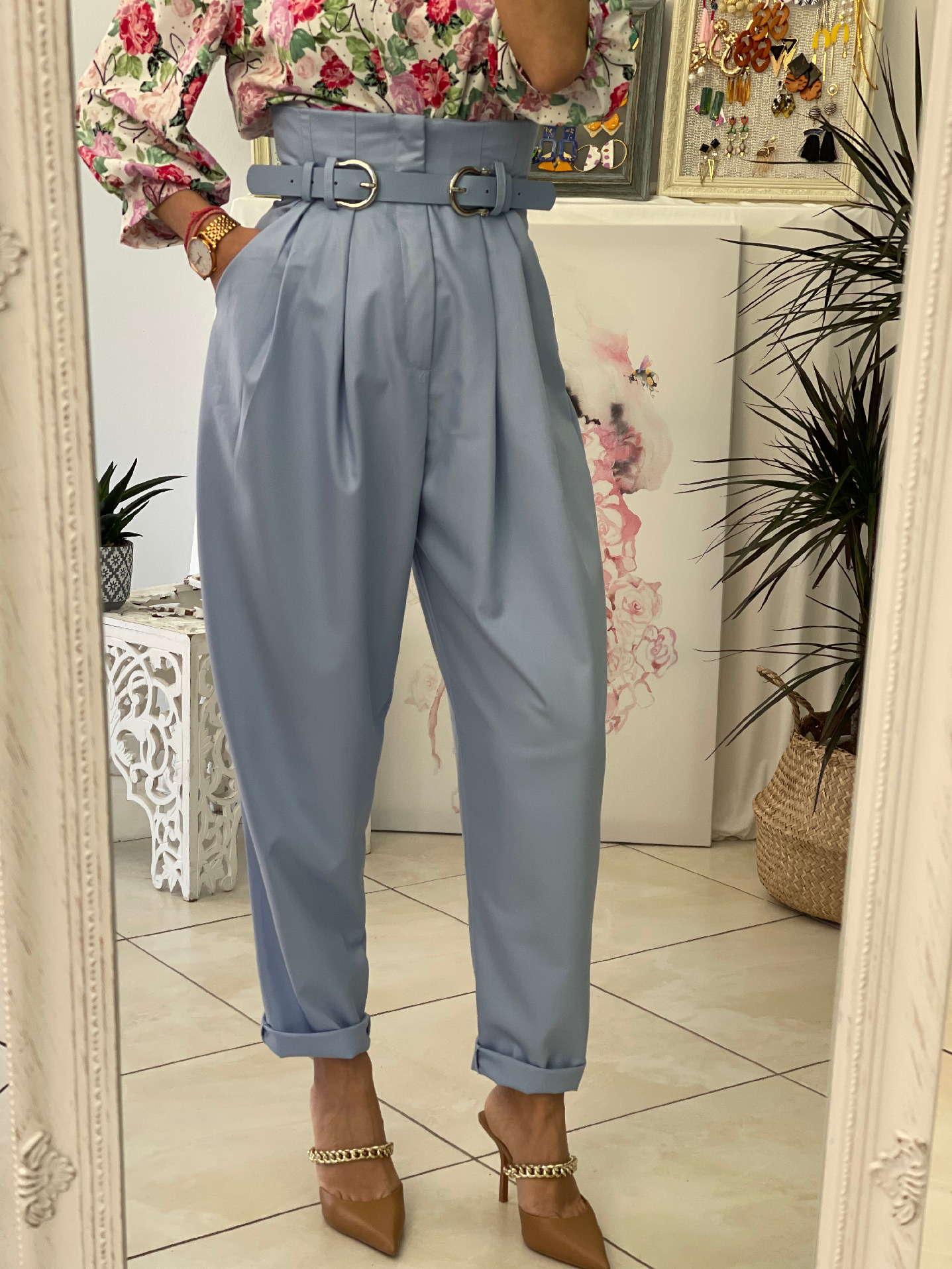 Sky Lady Trousers