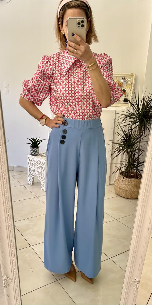 Sky Passion Trousers