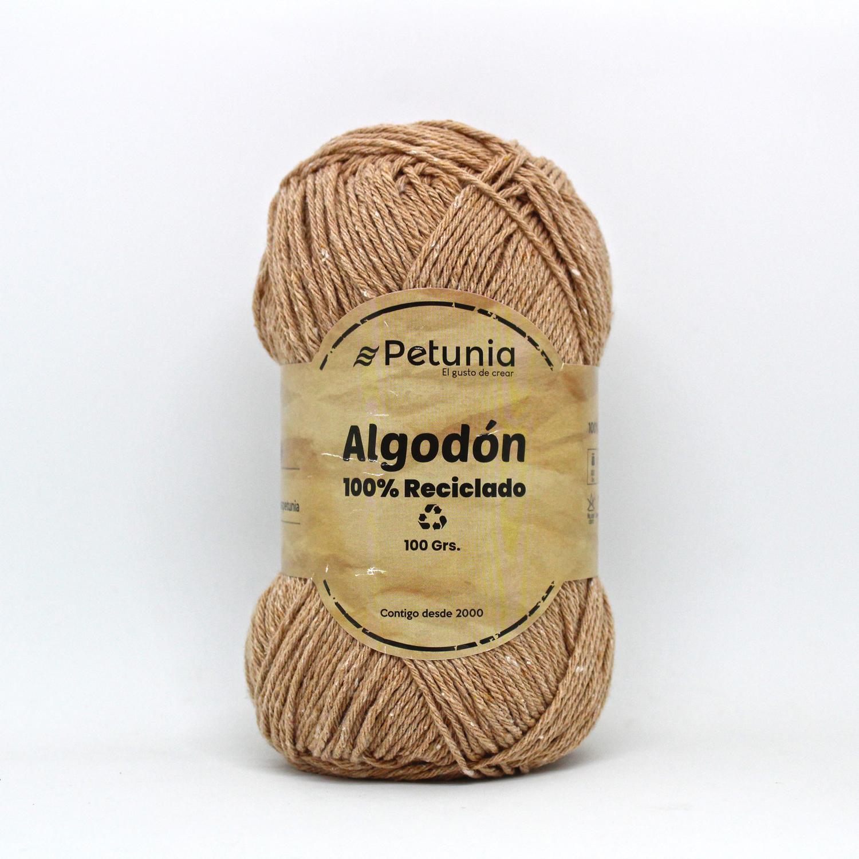 ALGODON 100% RECICLADO - 4017