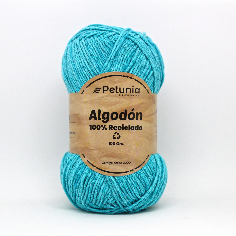 ALGODON 100% RECICLADO - 4020