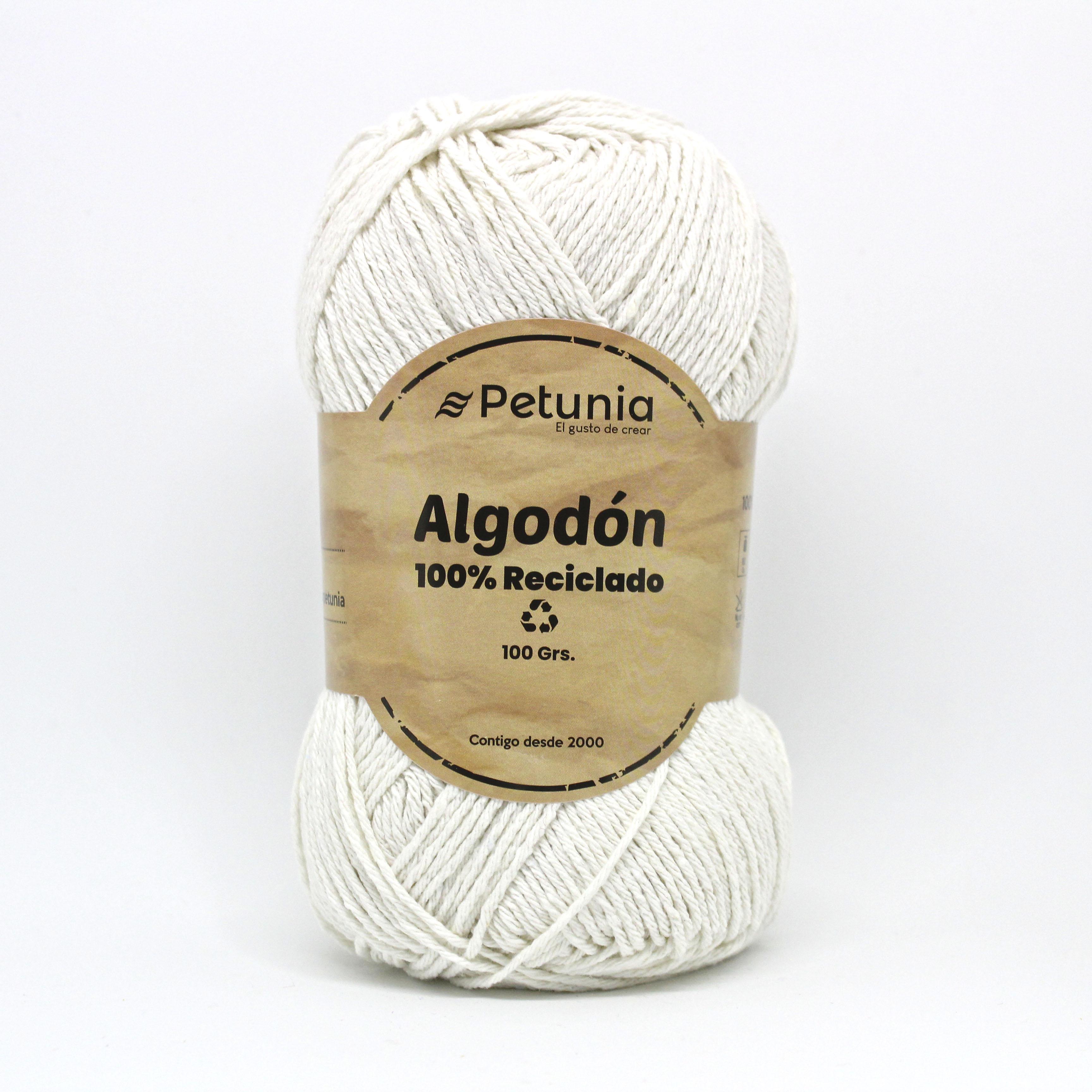 ALGODON 100% RECICLADO - 4001