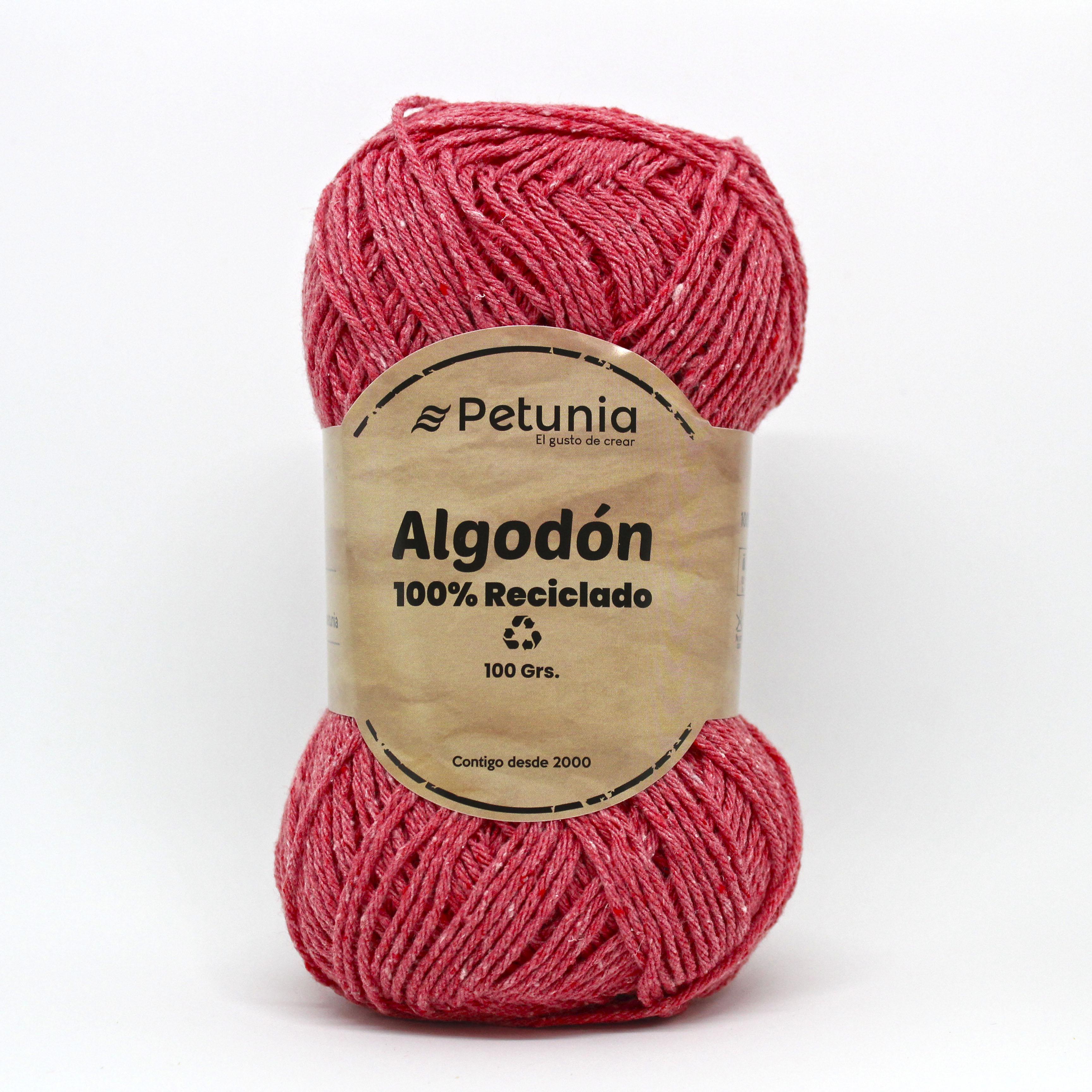 ALGODON 100% RECICLADO - 4004