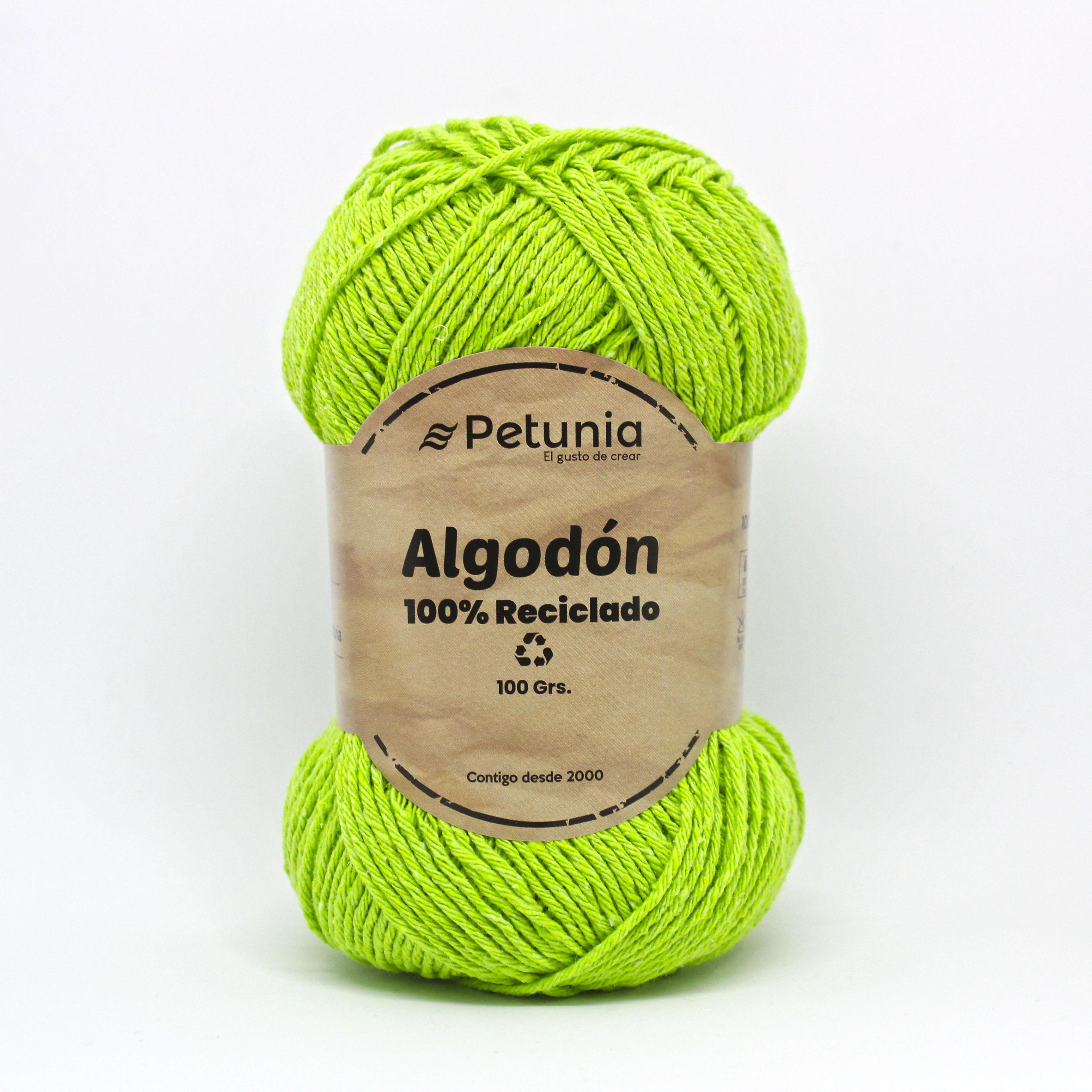 ALGODON 100% RECICLADO - 4005