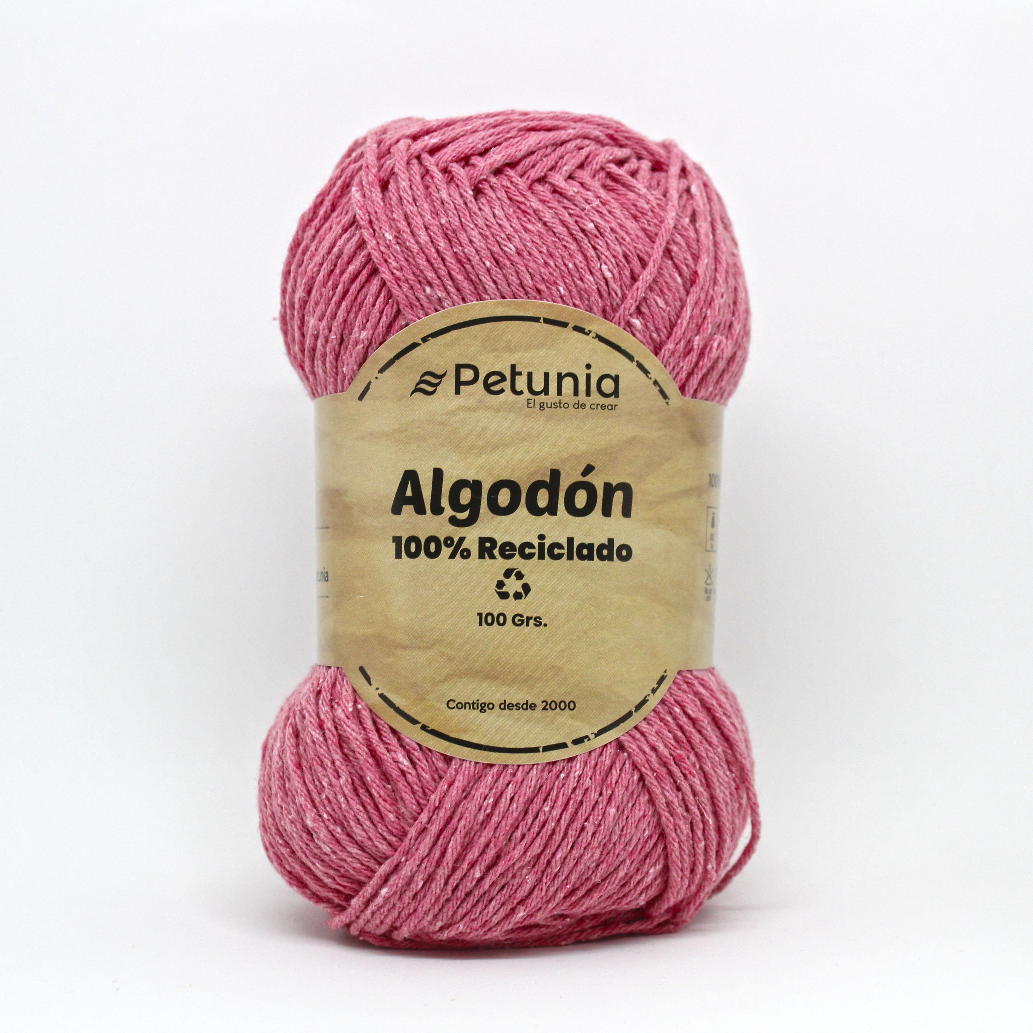 ALGODON 100% RECICLADO - 4008
