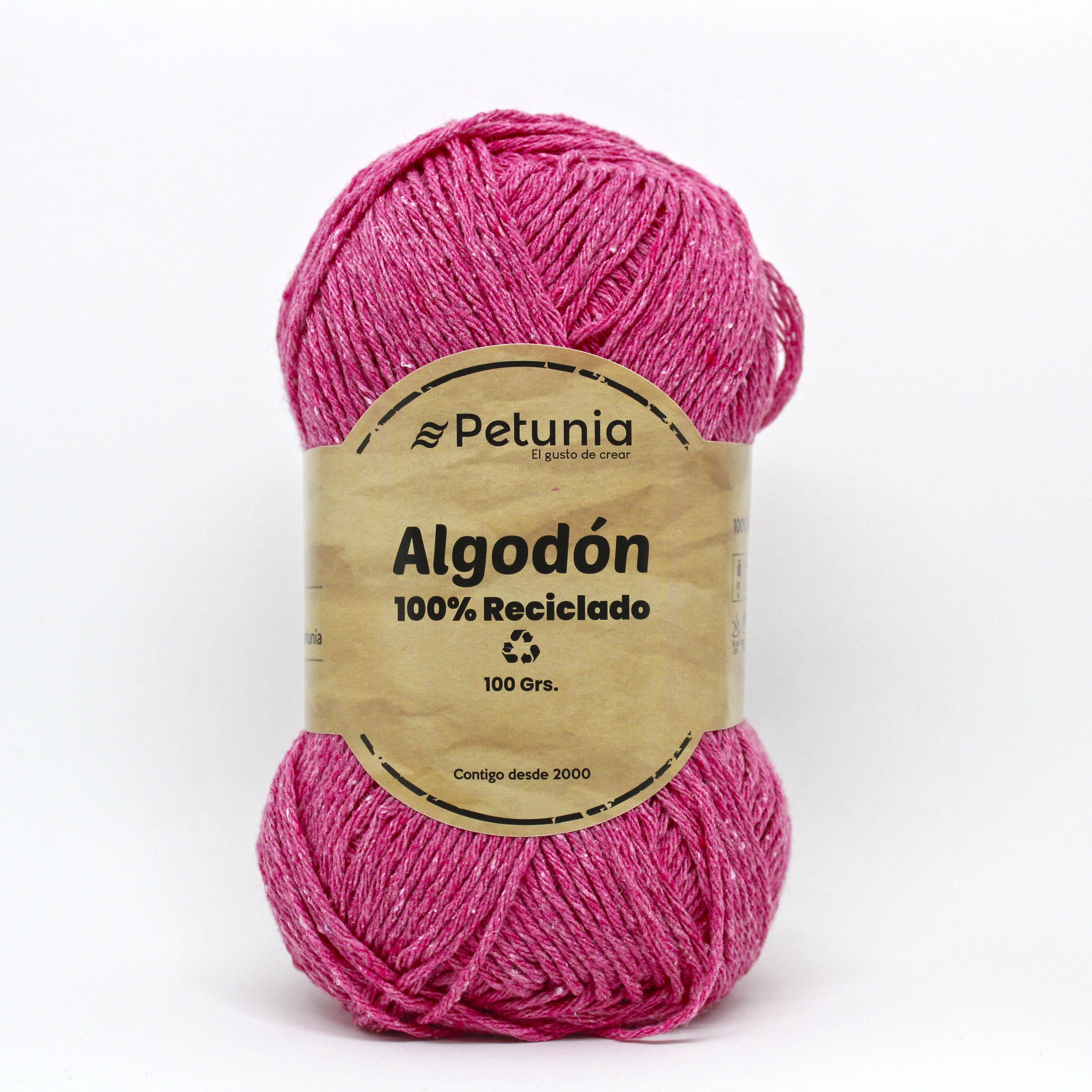 ALGODON 100% RECICLADO - 4009