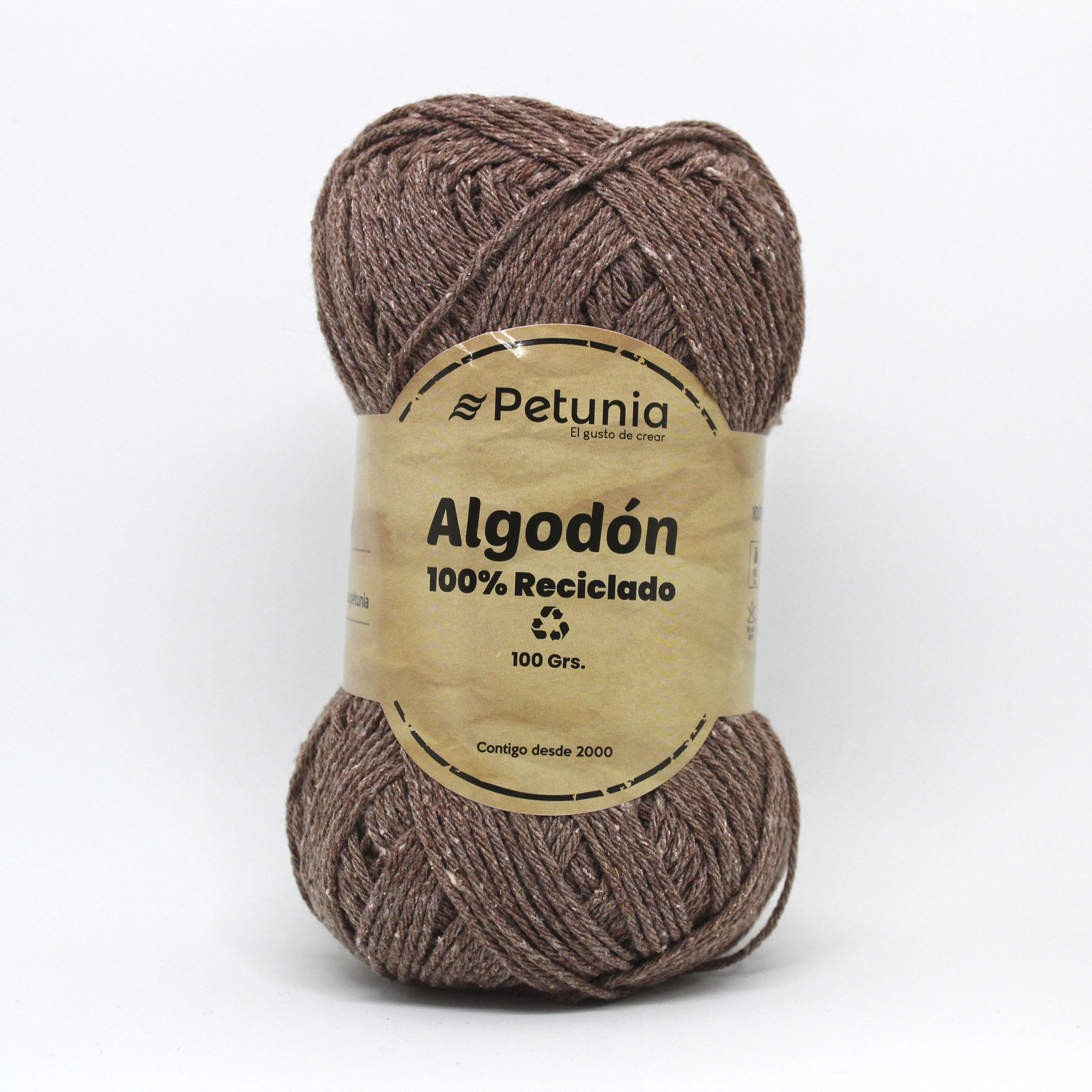 ALGODON 100% RECICLADO - 4010
