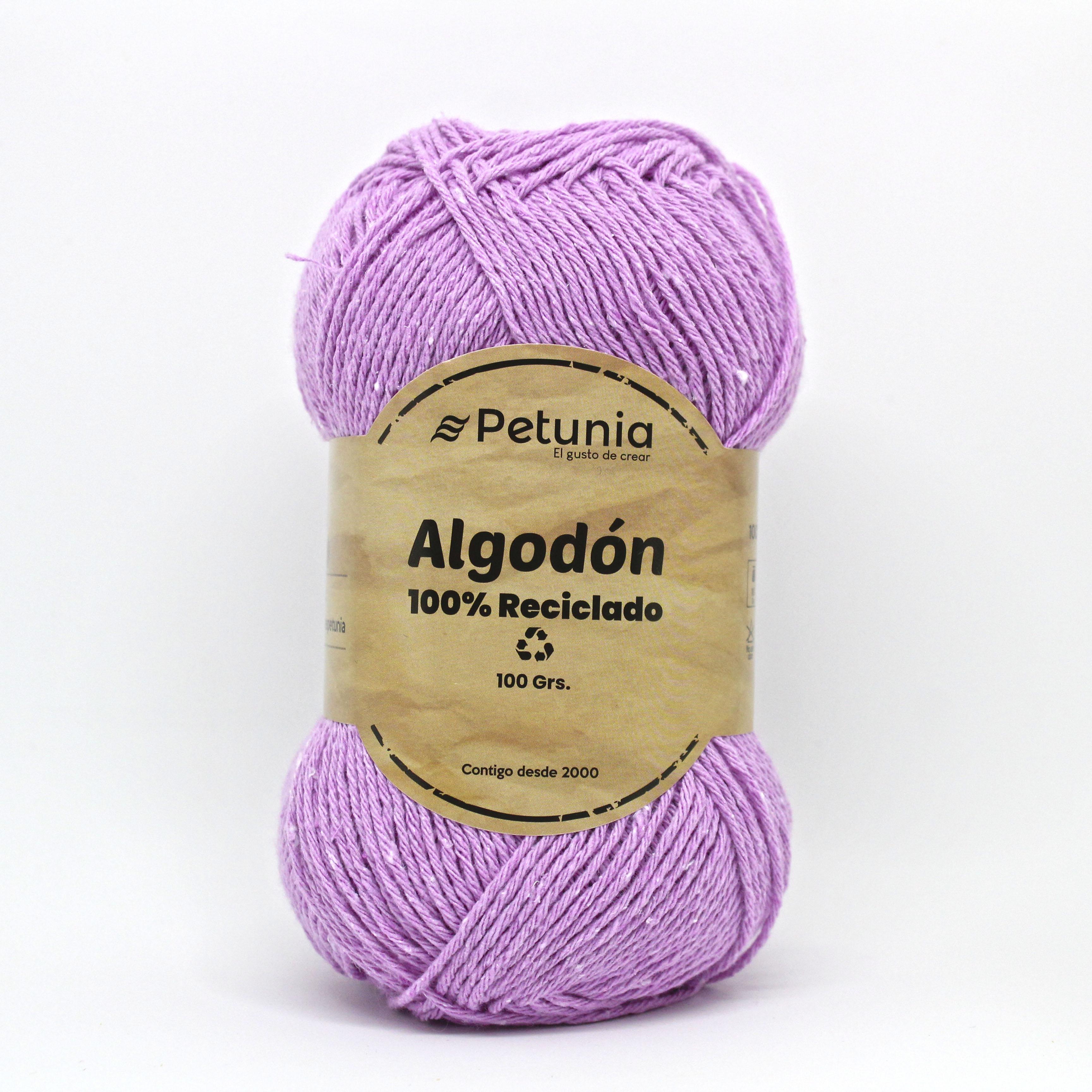 ALGODON 100% RECICLADO - 4011
