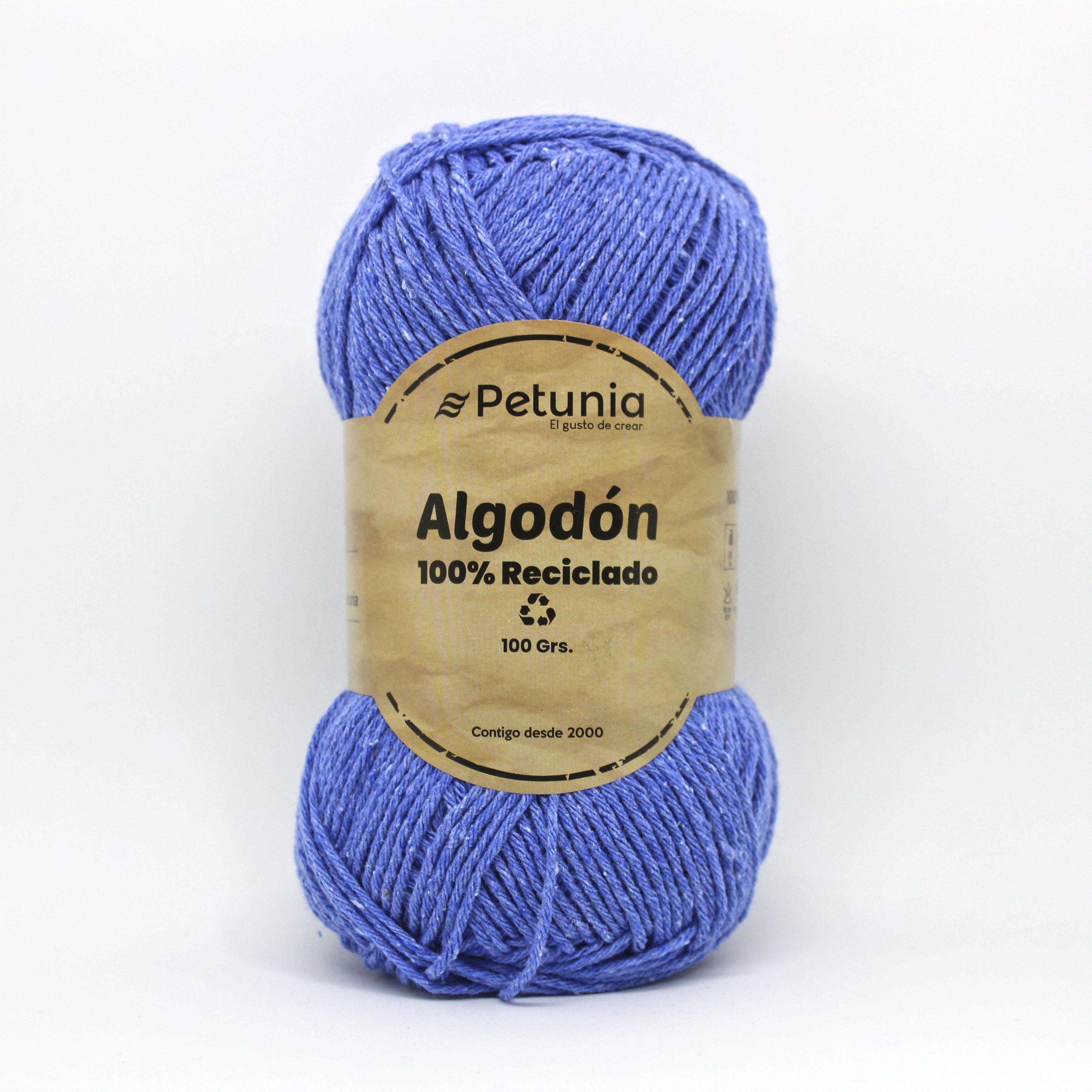 ALGODON 100% RECICLADO - 4012