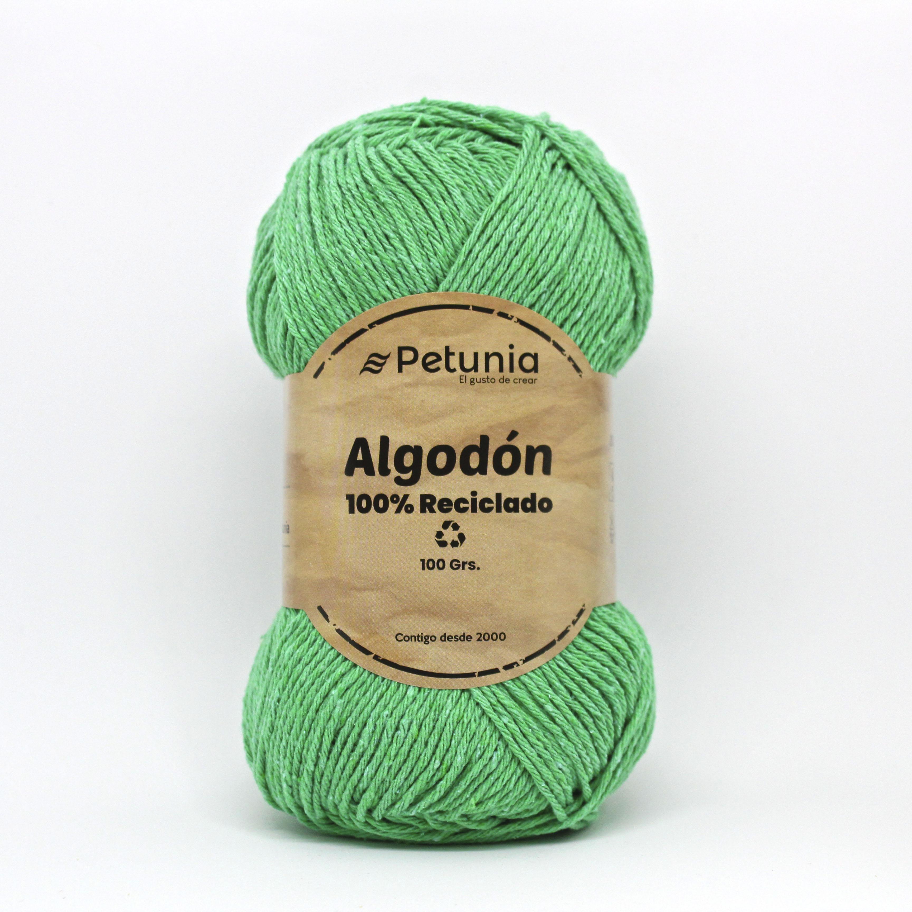 ALGODON 100% RECICLADO - 4013