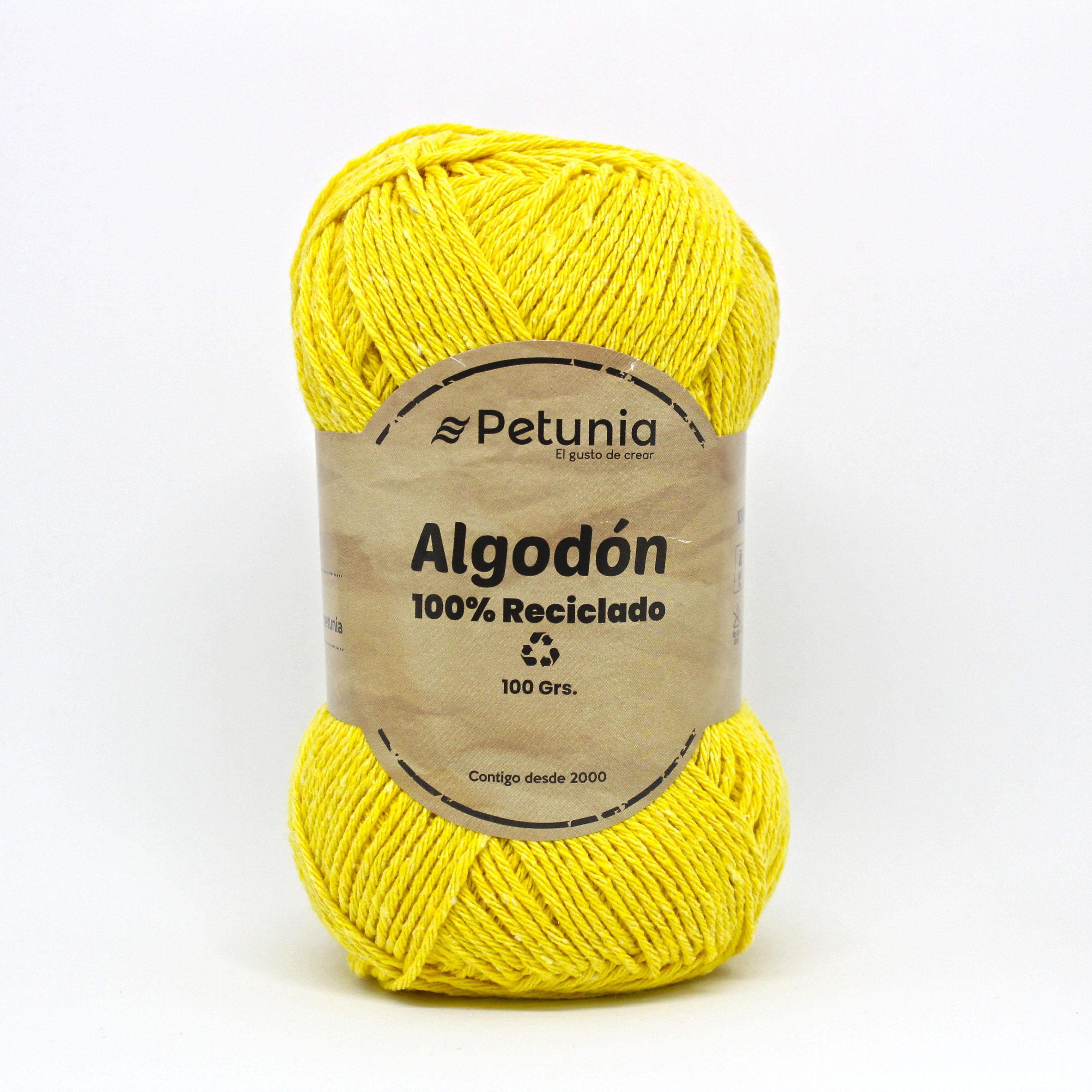 ALGODON 100% RECICLADO - 4014