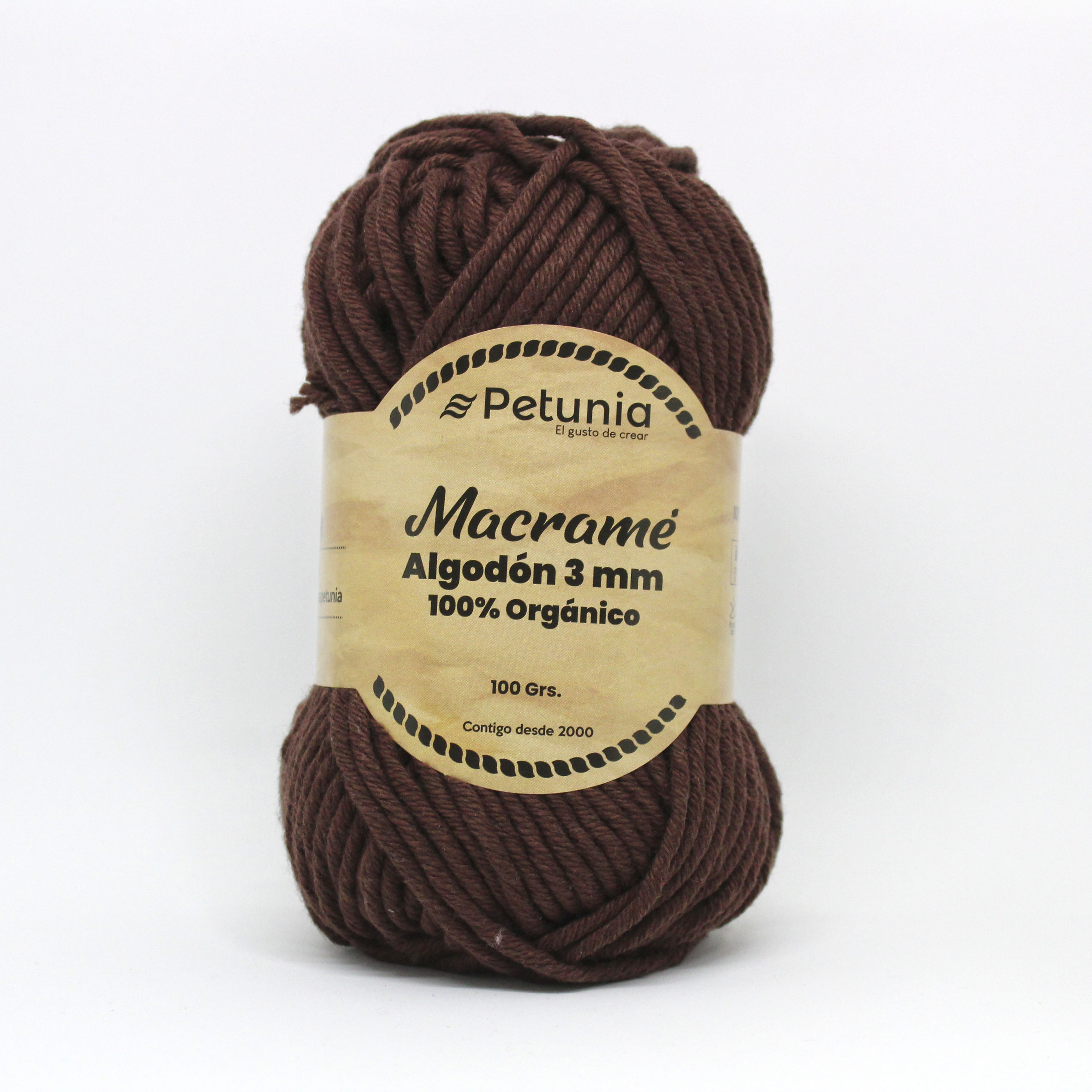 MACRAME ALGODON 3 MM - 6011