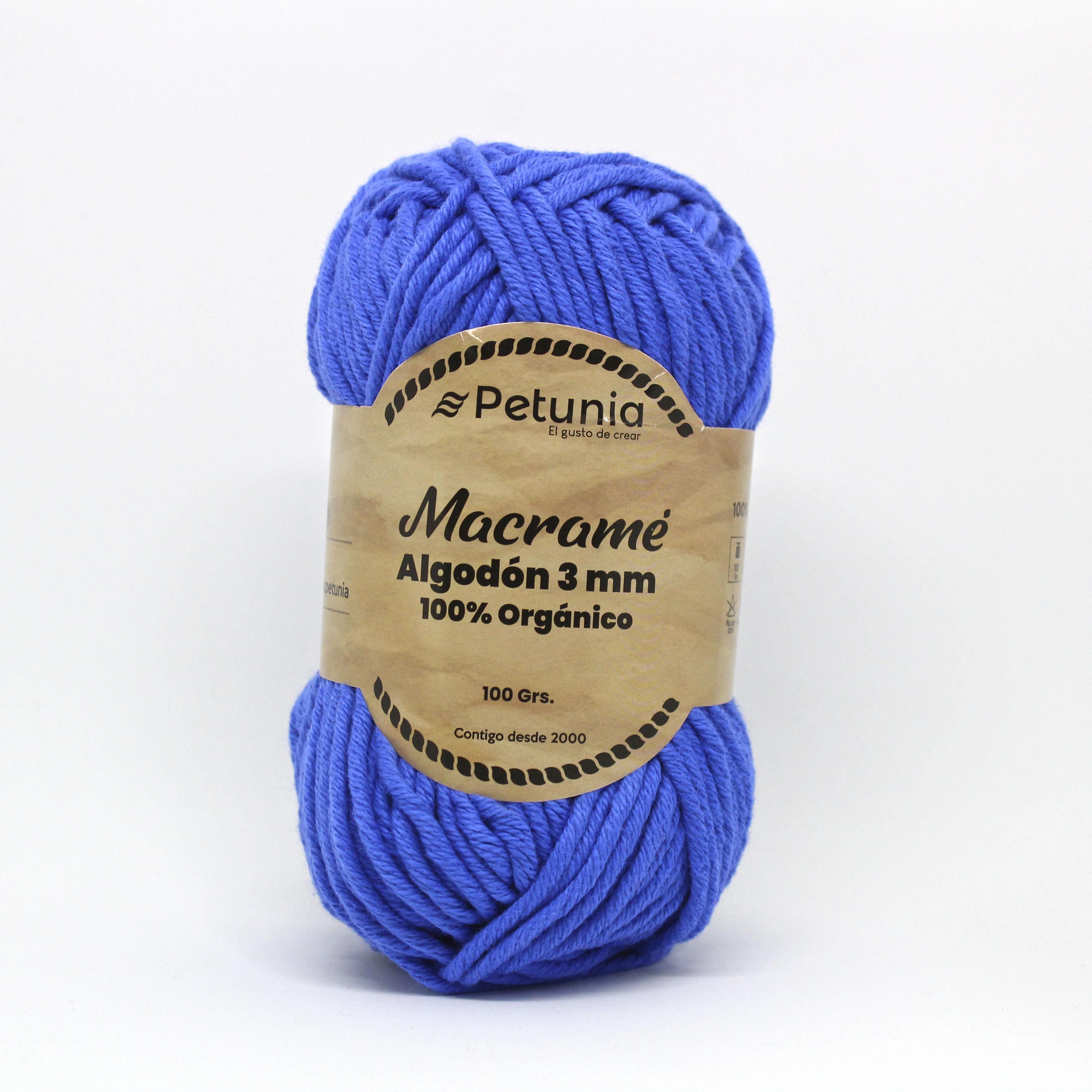 MACRAME ALGODON 3 MM - 6014