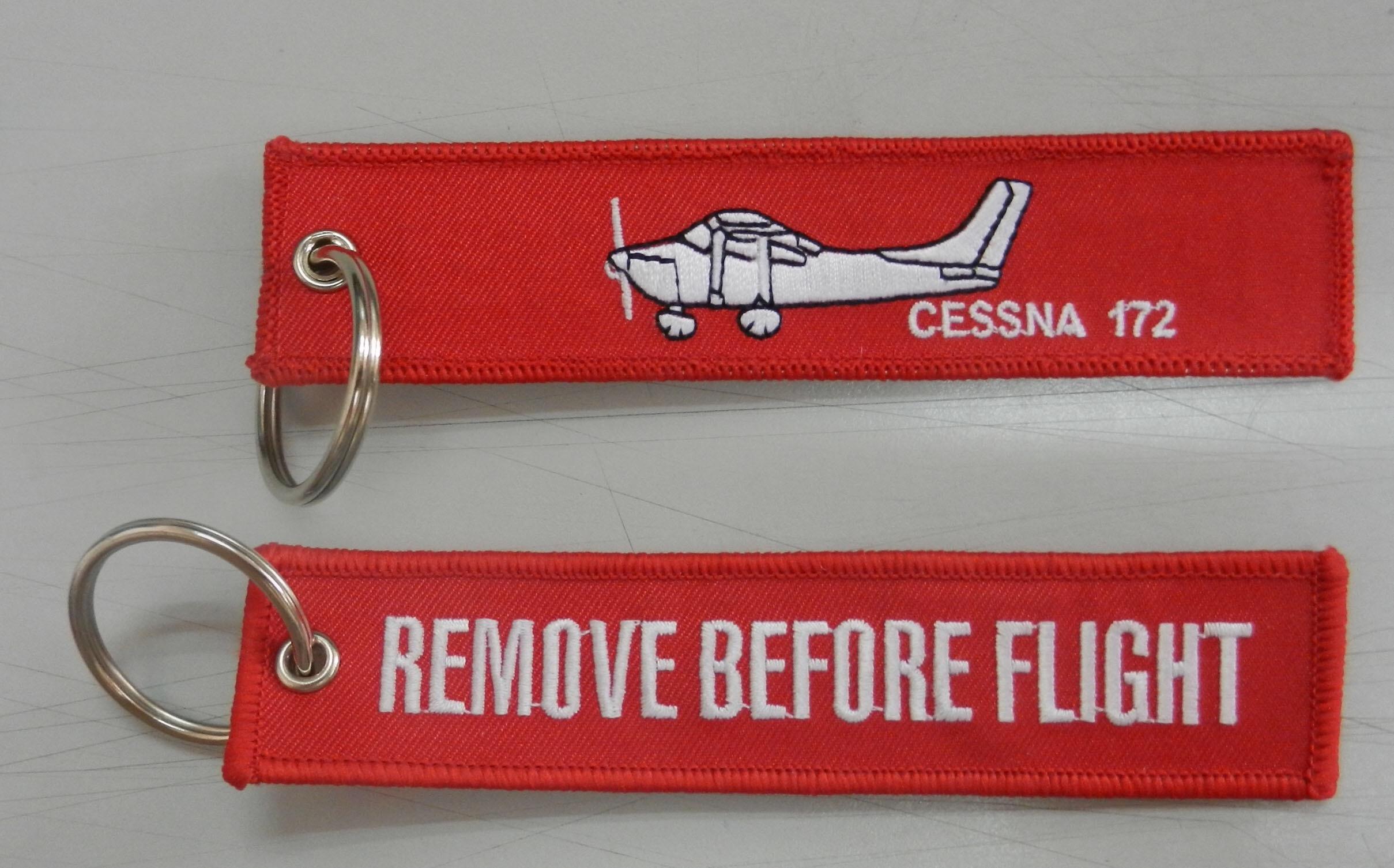 REMOVE BEFORE FLIGHT CESSNA