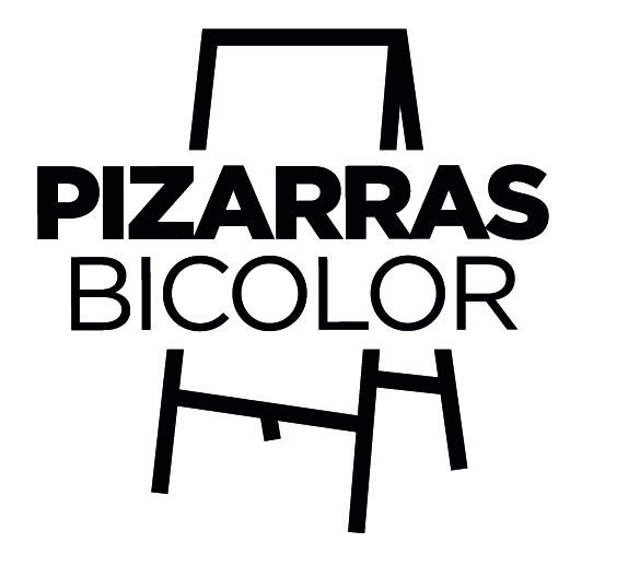 Pizarras Bicolor