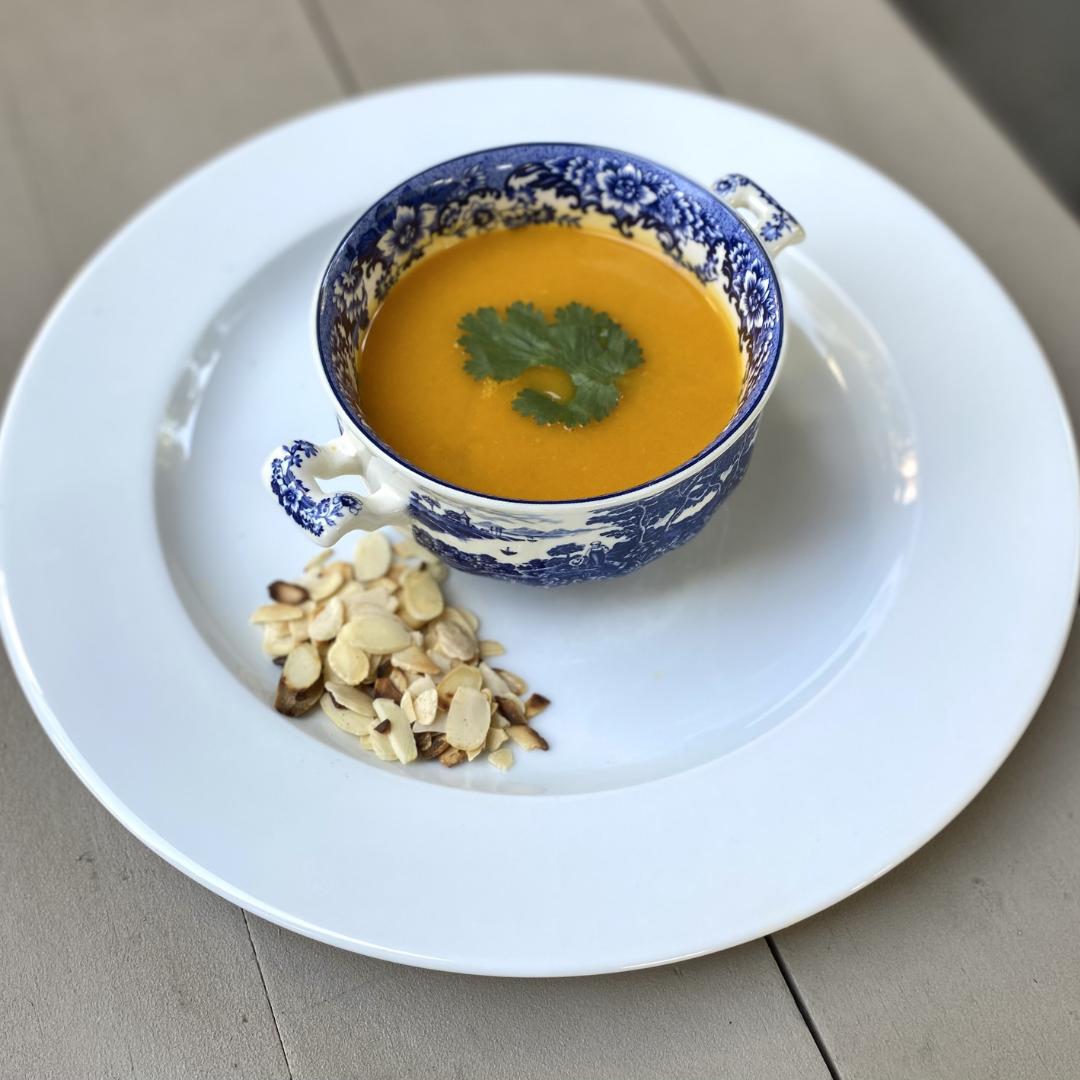 Sopa de Zapallo