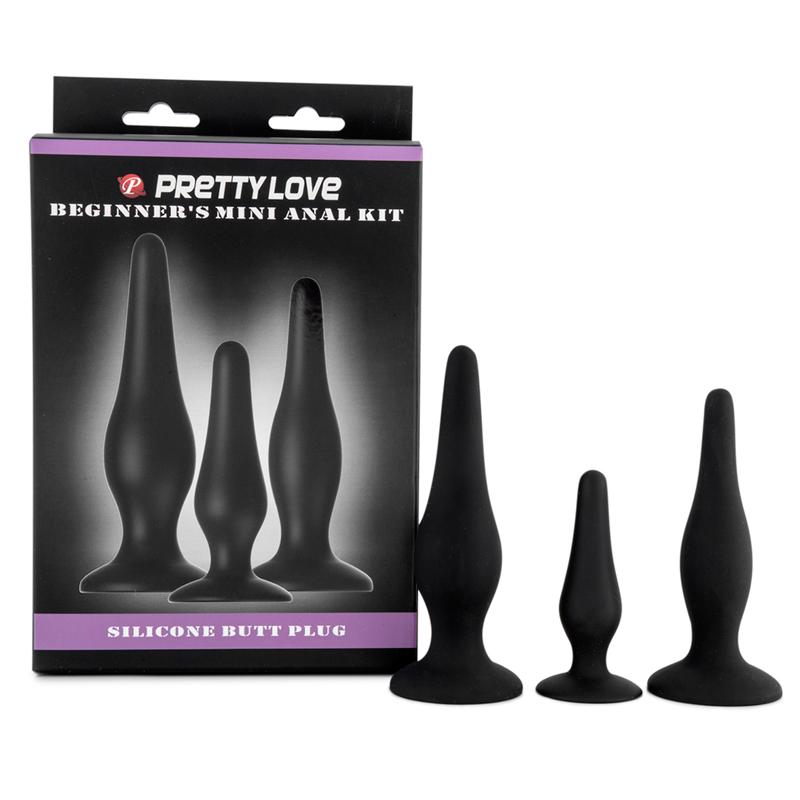 Kit anal para principiantes Pretty Love
