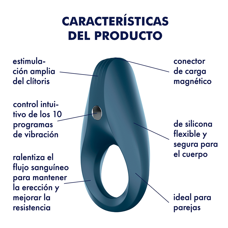 Satisfyer Rocket Ring