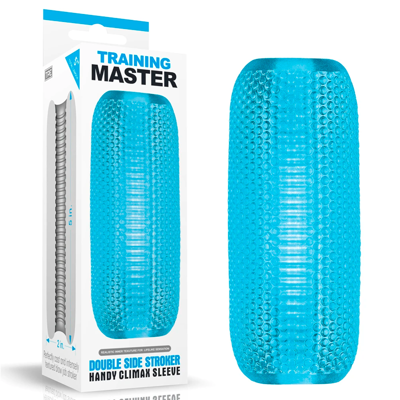 Masturbador Training Master Doble Abertura
