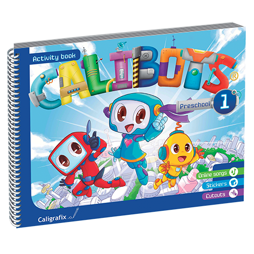 Calibots Preschool Nº1 - Caligrafix