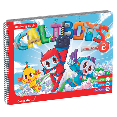Calibots Preschool Nº2 - Caligrafix