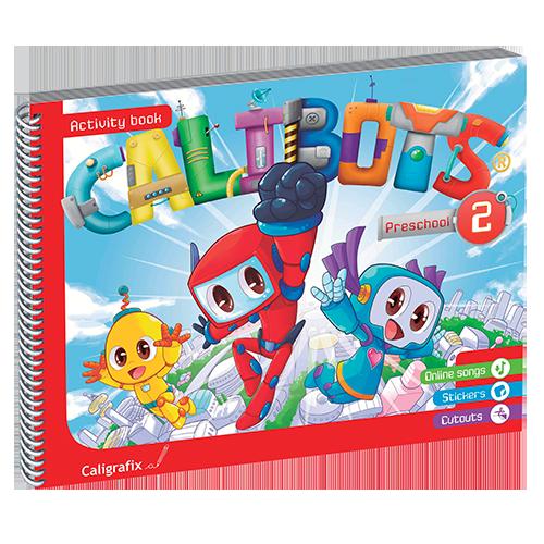 Calibots Preschool Nº2 - Caligrafix