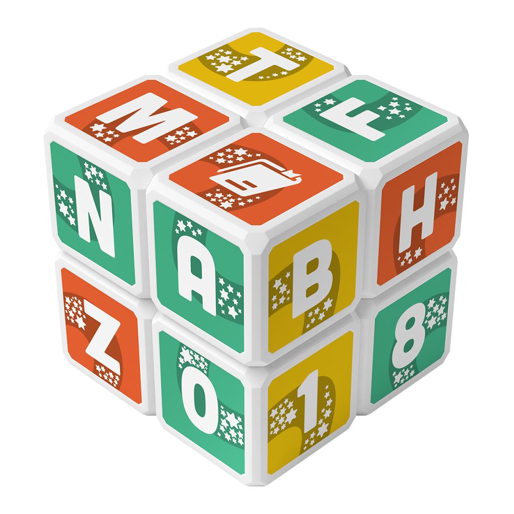 PleIQ - Set de 8 Cubos