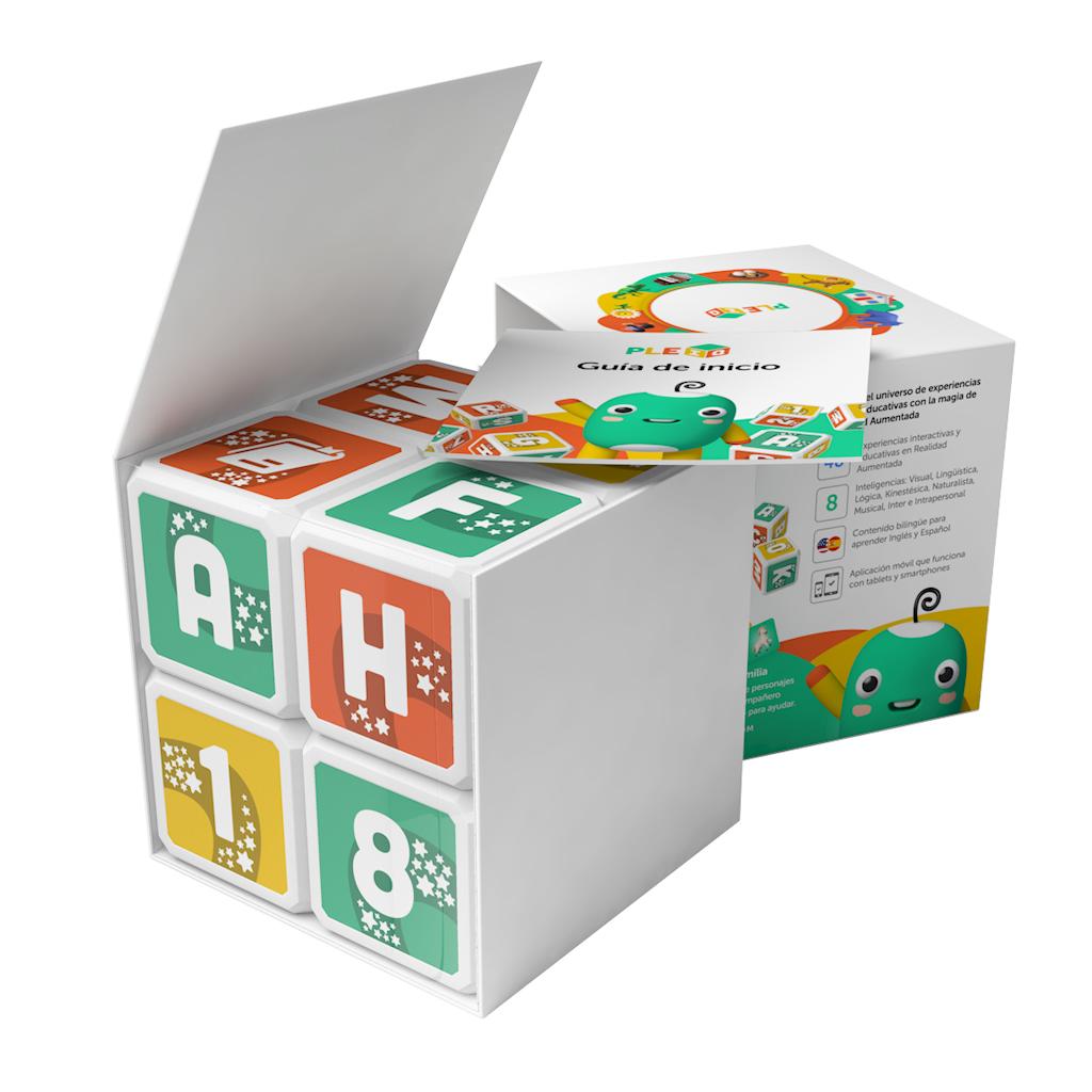 PleIQ Home (8 Cubes)