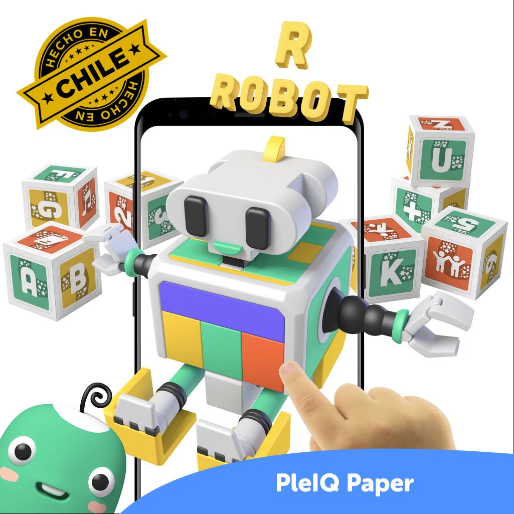 Kit PleIQ Paper + Jugando con los Sonidos 3