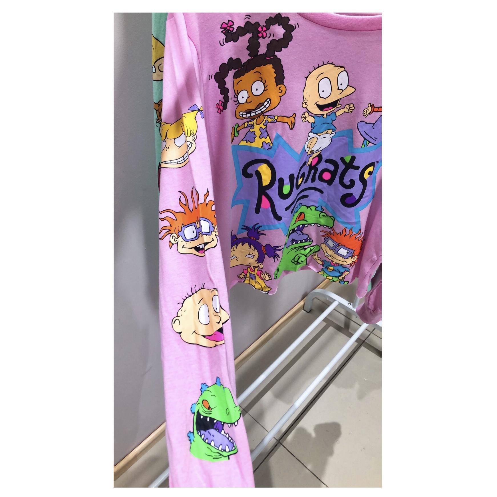 Polera cartoons