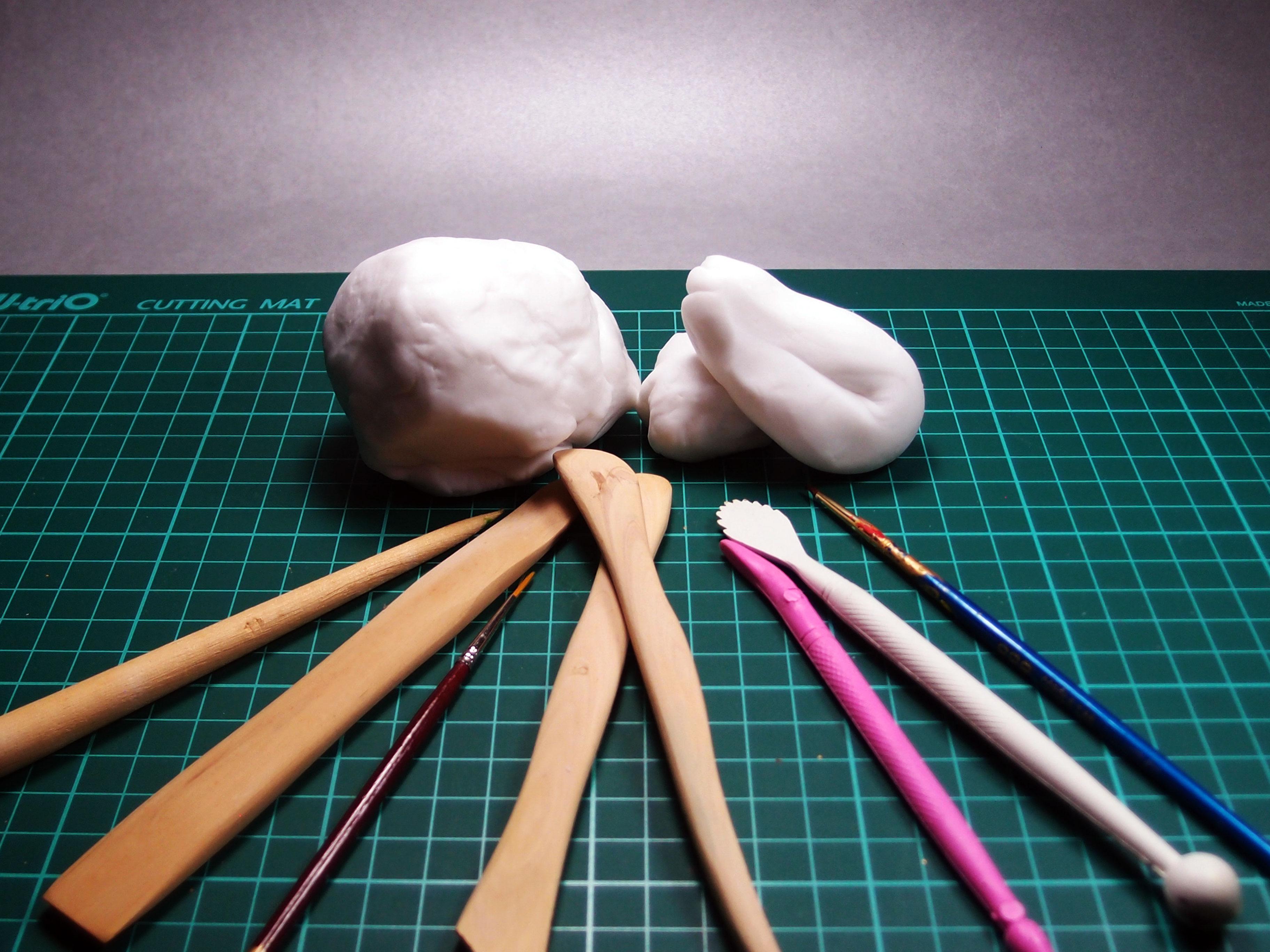 3 Consejos para aprender a modelar en porcelana fría