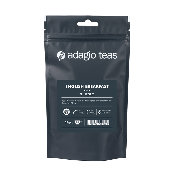 Te Negro English Breakfast 57gr