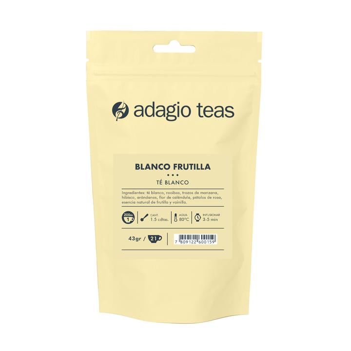 Blanco Frutilla 43gr