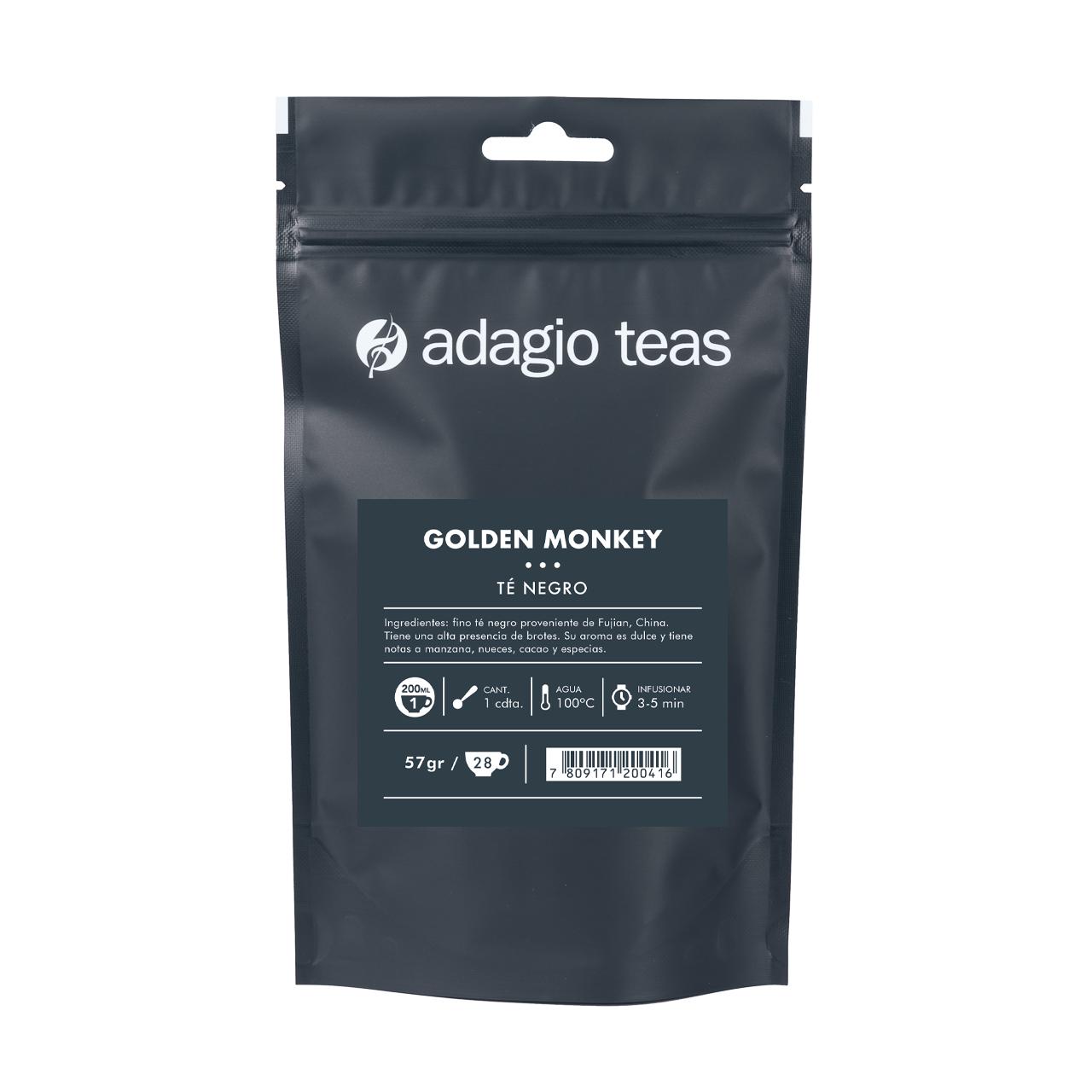 Golden Monkey 57gr (Té Premium)