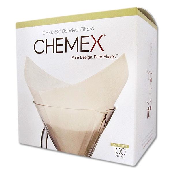 Filtros de papel Chemex 6 tazas