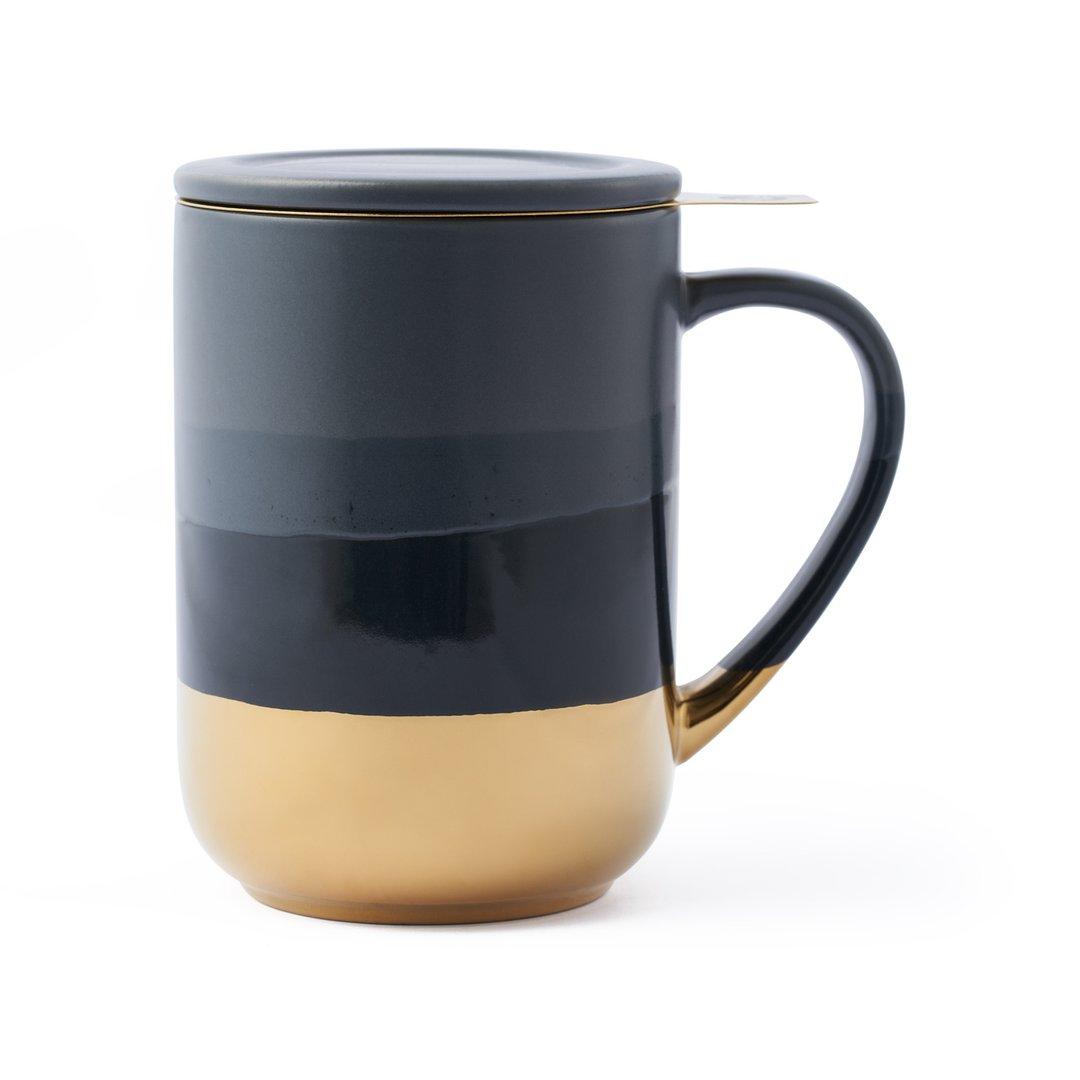 Mug Cerámica Negro