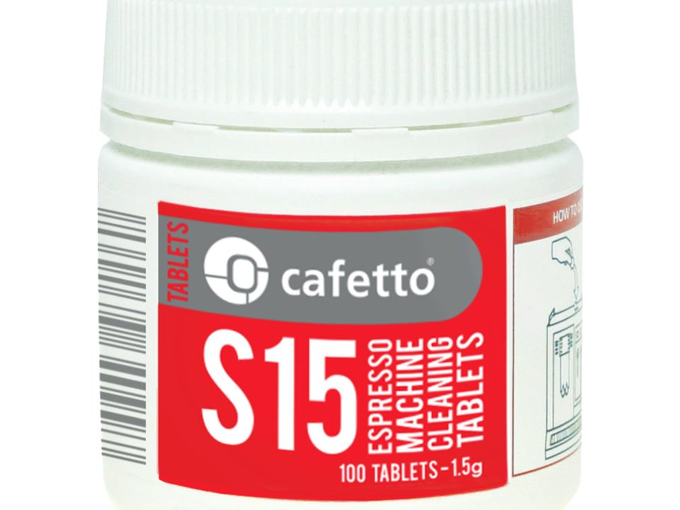 S15 Cleaning Tablets
