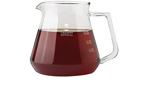 Coffee Glass Server