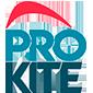 Logo KITESURF en CHILE - TIENDA de Kite - CLASES de Kitesurf / PROKITE
