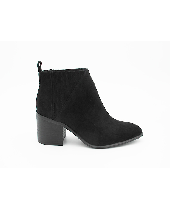Jeffrey Campbell - Viggo black fabric