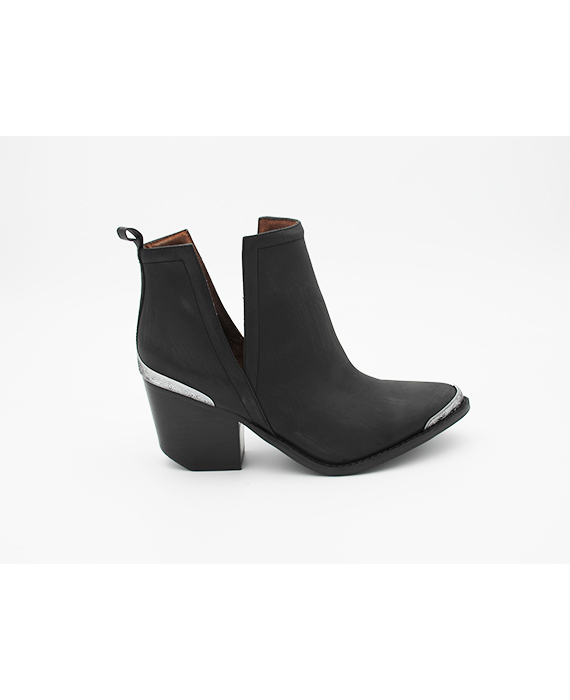 Jeffrey Campbell - Cromwell black leather