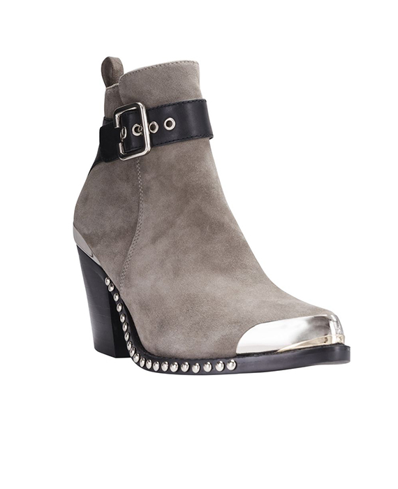 Jeffrey Campbell - Verdant taupe suede