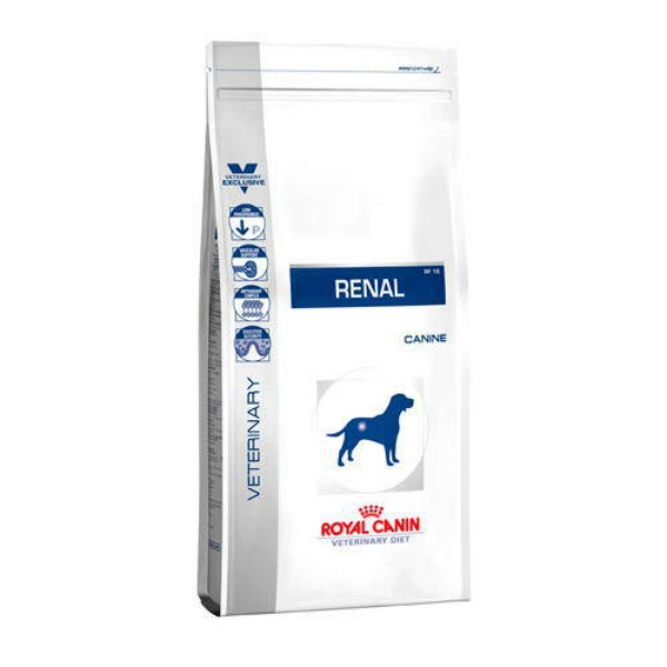Royal Canin Medicado Renal 10kgs