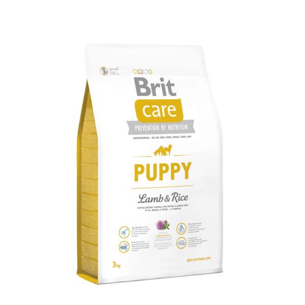 Brit Care Puppy Cordero & Arroz 3k