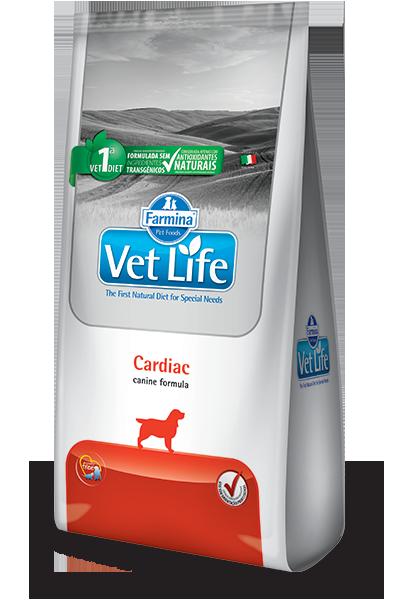 Vetlife Canino cardiaco 2kgs