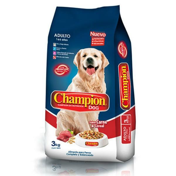 Champion adulto 18kgs