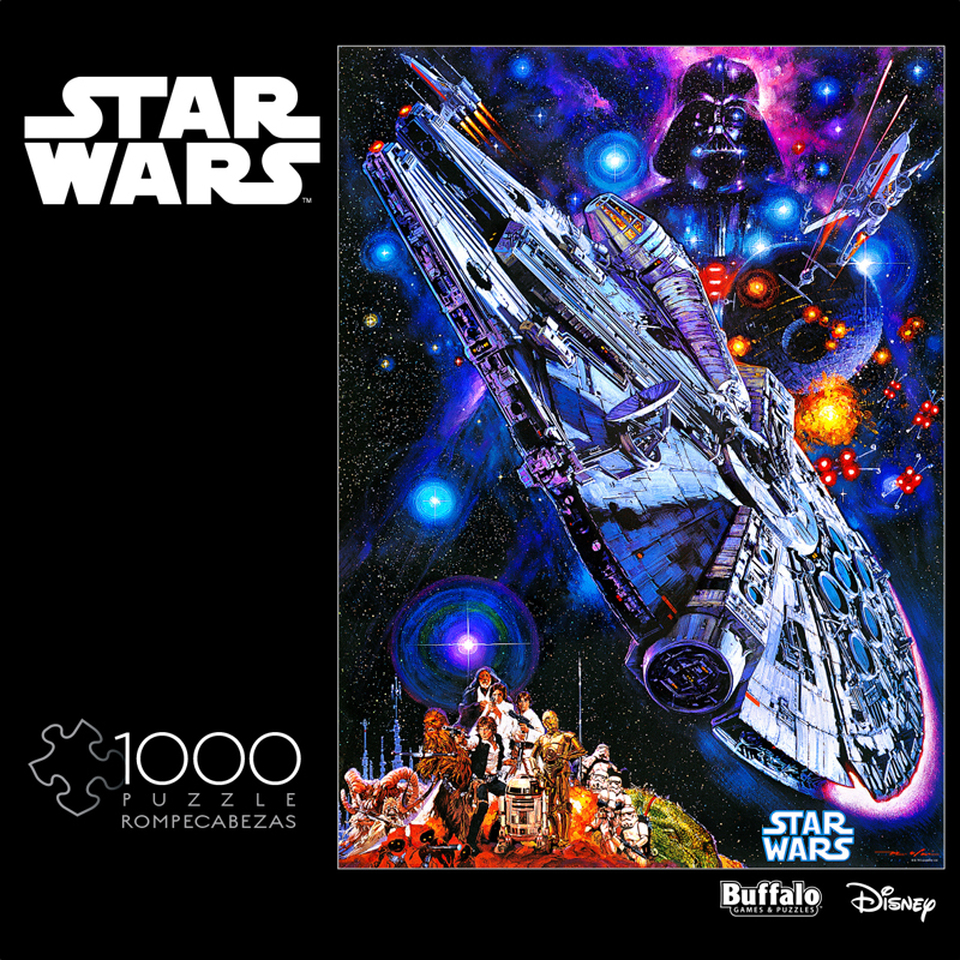Star Wars You're All Clear, Kid | Puzzle Buffalo 1000 Piezas