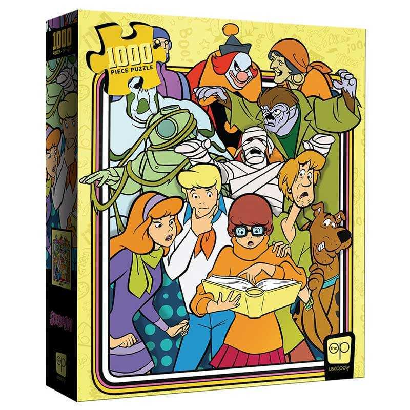 Those Meddling Kids!   Puzzle TheOP Games 1000 Piezas