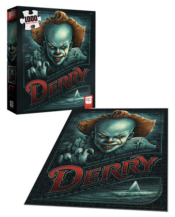 Return to Derry | Puzzle TheOP Games 1000 Piezas